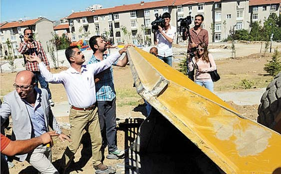 Hüseyin Aygün, CHP, Dersim, Alevi, Cami-Cemevi, Tuzluçayır