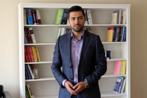 Avukat Sercan Sakalli 22 Eylul 2015 / Turgut Engin