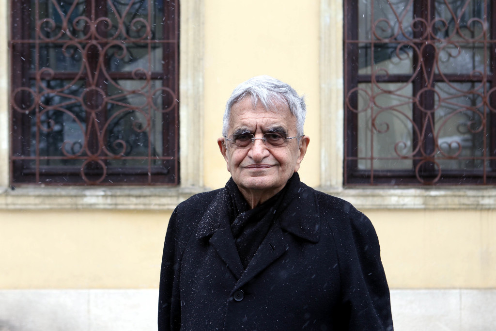 Hukuk Profesoru Huseyin Hatemi 19 Ocak 2016 / Turgut Engin