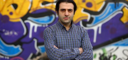 Akademisyen Halil Ibrahim Yenigun. 15 Subat 2016 / Mehmet Yaman